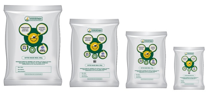 Minimex Nutrition & Products | Maize Products